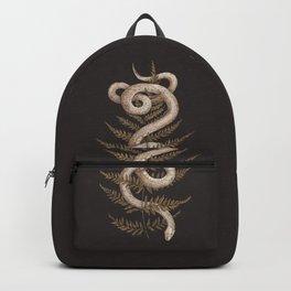 The Snake and Fern Rucksack
