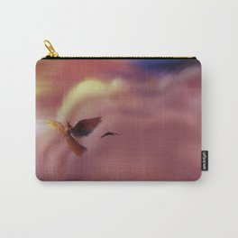 Into the Headwinds Carry-All Pouch