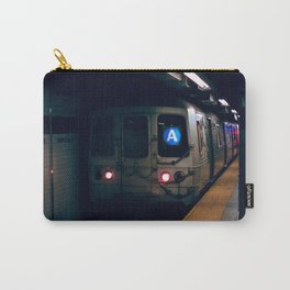 NYC Subway 35mm film Carry-All Pouch