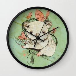 Koala! Wall Clock
