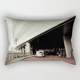 Retro Car Rectangular Pillow