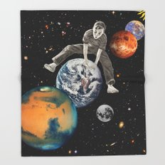 Star Hopper Throw Blanket