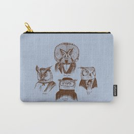 A History of Western Philosophy. With Owls. Carry-All Pouch
