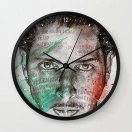 Pretty Noose: Tribute to Chris Cornell Wall Clock
