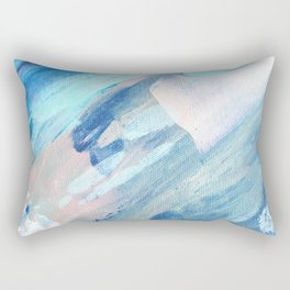 Good Energy Rectangular Pillow