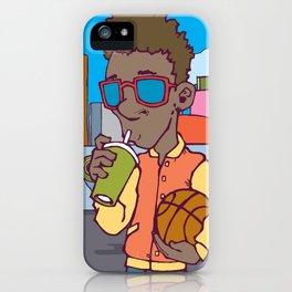 Hoops iPhone Case