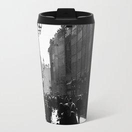 Walking in Bologna Travel Mug