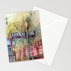 World Series 2013 Fenway Park - Red Sox  Stationery Cards