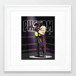 The Undertaker - Phenom Framed Art Print