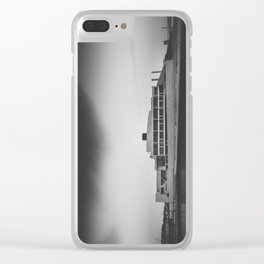 Champalimaud Foundation III Clear iPhone Case