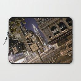 Chrysler Building - New York Artwork / Photography Laptop Sleeve