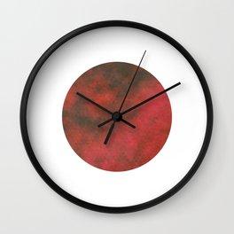 Pl∆net Wall Clock