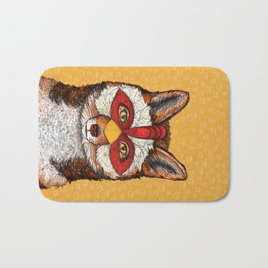 ChickenFox Bath Mat