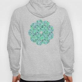 Mandala Southwest Succulent Hoody