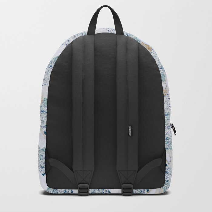 Marble Breeze Backpack