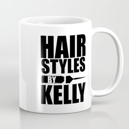 Hairstyles by Kelly Logo Coffee Mug