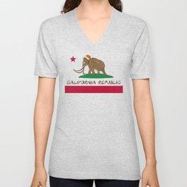 Mammoth California Unisex V-Neck