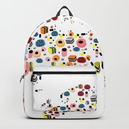 It takes ALLSORTS to make a world Backpack