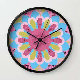 II: Tapasvini Wall Clock
