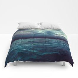 Stormy Seas Comforters