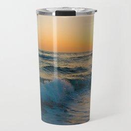 Ocean Sunset 4 Travel Mug