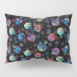 Marble Bubbles Pillow Sham