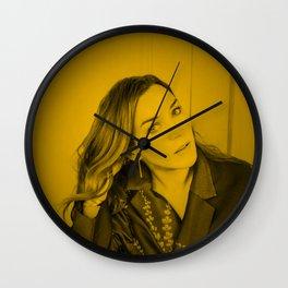 Sunny Ozell Wall Clock
