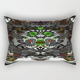 New Creature Creation in Color Rectangular Pillow