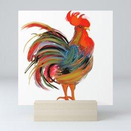 Le Coq Mini Art Print