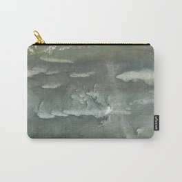 Swamp watercolor Carry-All Pouch