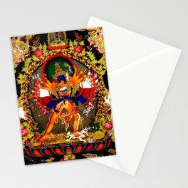 Hindu Kali 12 Stationery Cards