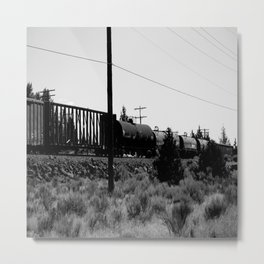 From the Other Side Metal Print