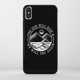 truce II iPhone Case