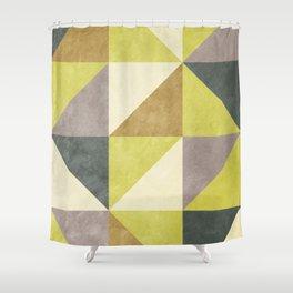 Geometrics Collection - Energy Shower Curtain