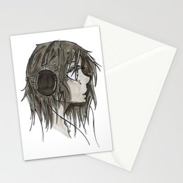 Musically Inclined Stationery Cards