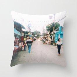 Pai Throw Pillow
