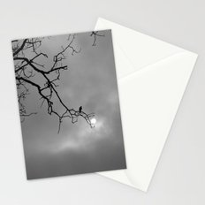 Break in the Clouds Stationery Cards