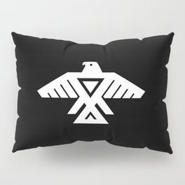 Thunderbird flag - HD image inverse Pillow Sham
