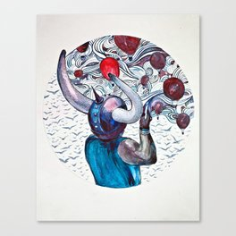 Soul-Kid Canvas Print