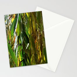 Weeping Willow in Autumn Stationery Cards