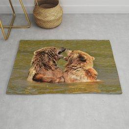 Brown Bears Rug