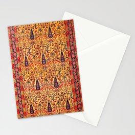Kerman South Persian Garden Rug Print Stationery Cards