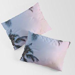 Palm Trees Sunset III / Kihei, Hawaii Pillow Sham