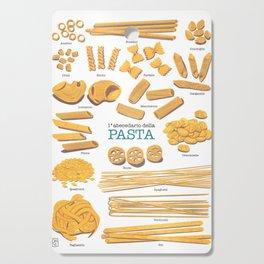 Pasta Cutting Board