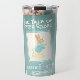 Peter Rabbit and friends Travel Mug