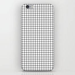 Dotted Grid iPhone Skin