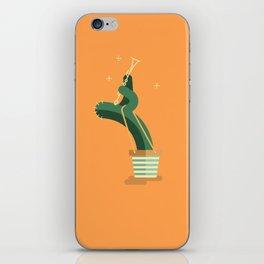 CACTUS BAND / The Clarinet iPhone Skin