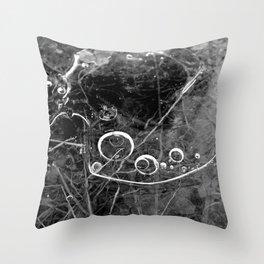 III Throw Pillow