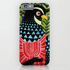 The quail prince has arrived iPhone 6s Slim Case