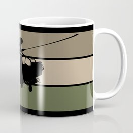 Apache Helicopter Coffee Mug
